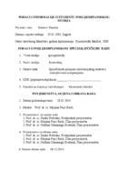 prikaz prve stranice dokumenta Specifičnosti primjene rezervacijskog sustava u zrakoplovnim kompanijama